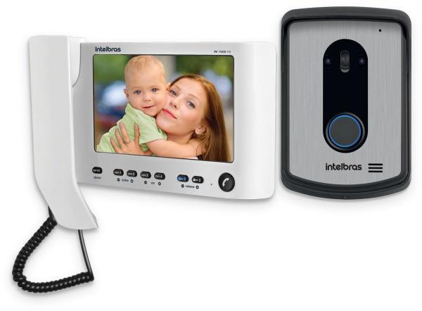 Video Porteiro IV 7010 HS - Intelbras