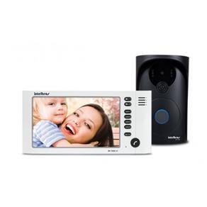 Videoporteiro Intelbras IV 7000 HF com Viva Voz Branco