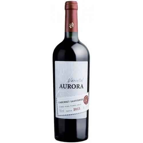 Tudo sobre 'Vinho Aurora Varietal Merlot 750ml'