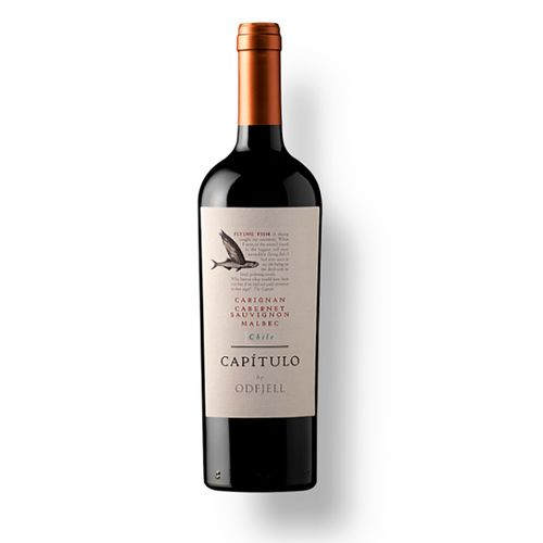 Vinho Capitulo Odfjell Tinto 750 Ml