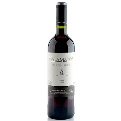 Vinho Catamayor Tannat Tinto 750 Ml