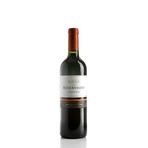 Tudo sobre 'Vinho Concha Y Toro Reservado Carmenere 750ml'