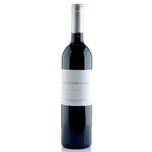 Vinho Confidencial Tinto 750 Ml