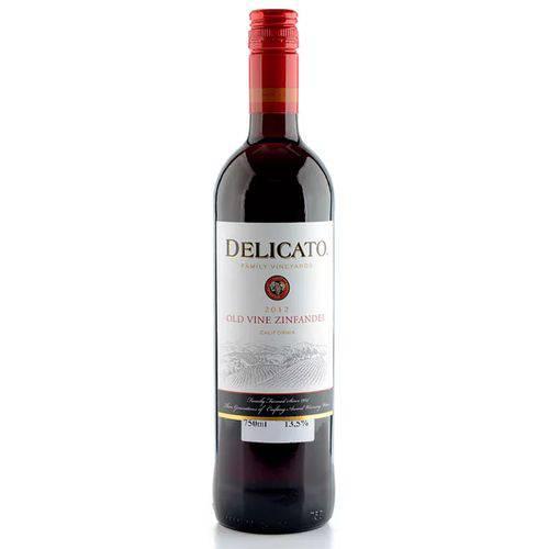 Vinho Delicato Zinfandel Tinto 750 Ml