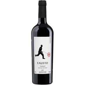Vinho Fausto Tannat 750 Ml