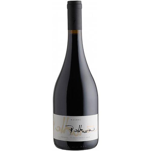 Vinho Polkura Malbec Tinto 750 Ml