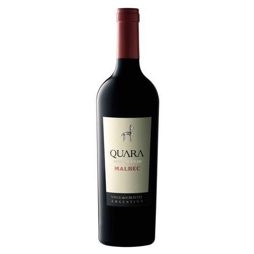 Vinho Quara Malbec Tinto 750 Ml