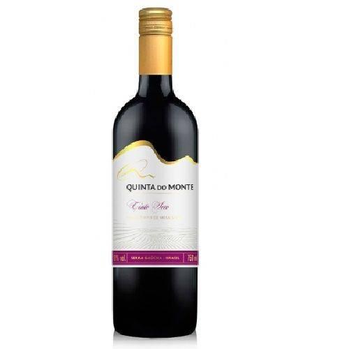 Tudo sobre 'Vinho Quinta do Monte Tinto Seco 750 Ml'