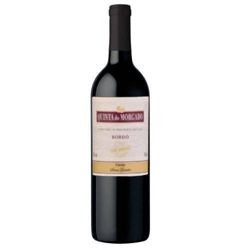 Tudo sobre 'Vinho Quinta do Morgado Bordo Meio Seco Tinto 750ml'