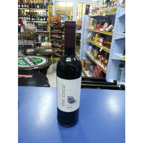 Vinho The Coco Merlot 750ml