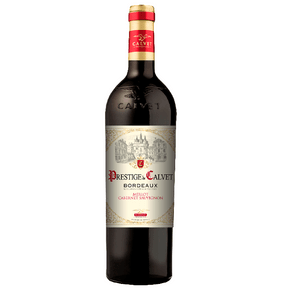 Tudo sobre 'Vinho Tinto Francês Calvet Prestige Bordeaux 750ml'