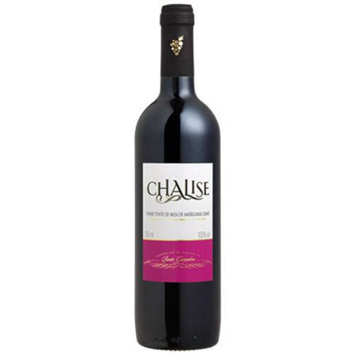 Vinho Tinto Nacional Chalise 750 Ml
