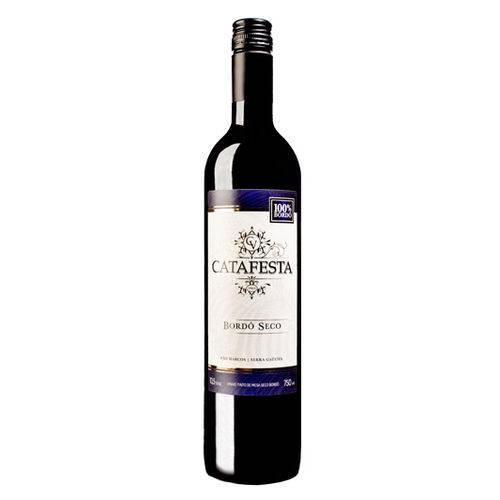 Vinho Tinto Seco Bordo 750 Ml
