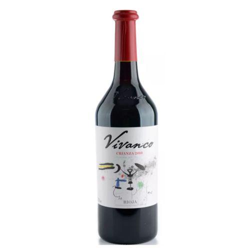 Vinho Vivanco Crianza Tinto 750 Ml