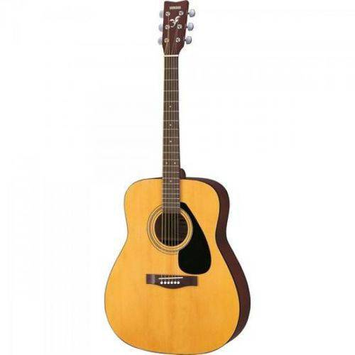 Violao Acustico Folk Aco F310 Natural Yamaha