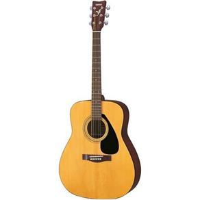 Violão Acústico Folk Aço Natural F310 Yamaha