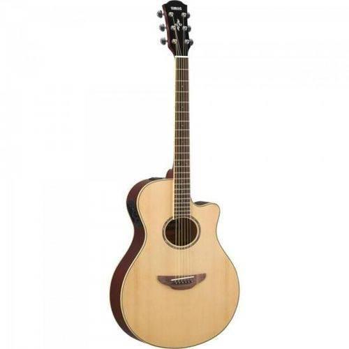 Tudo sobre 'Violao Yamaha ACO APX600 NT'