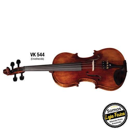 Violino 4/4 Eagle Vk 544 Envelhecido