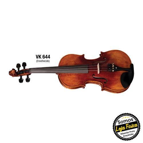 Violino 4/4 Eagle Vk 644 Envelhecido