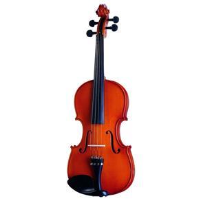 Violino 4/4 Michael VNM40 Tradicional - com Estojo Luxo