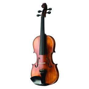 Violino 4/4 Michael VNM49 Ébano - C/Estojo Luxo
