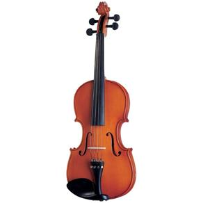 Violino 1/2 Michael Infantil VNM11 Tradicional - com Estojo