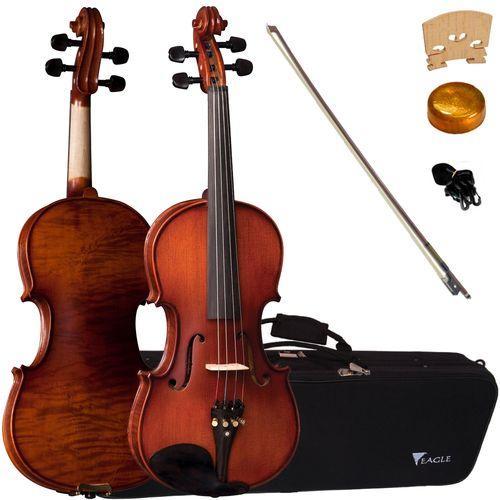 Violino Eagle Ve244 4/4 Envelhecido Acetinado com Case