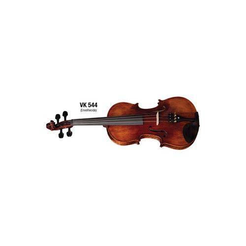 Violino Eagle Vk 544 4/4 Envelhecido