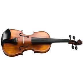 Violino Profissional Michael VNM49 4/4 Acessórios em Ébano 2 Arcos de Crina Animal Ébano Series - 4/4