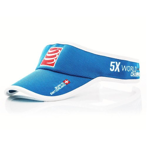 Viseira Compressport Unissex Azul