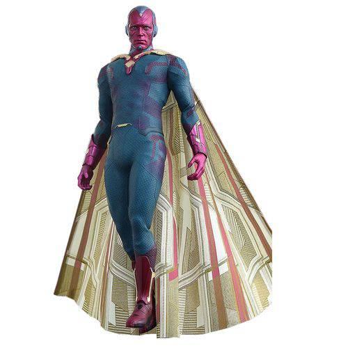 Tudo sobre 'Vision - Avengers: Age Of Ultron - Hot Toys'