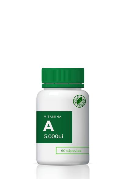 Vitamina a 5.000ui 30 Caps