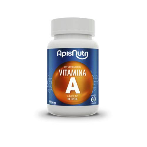 Vitamina a (60 Cápsulas) 280mg