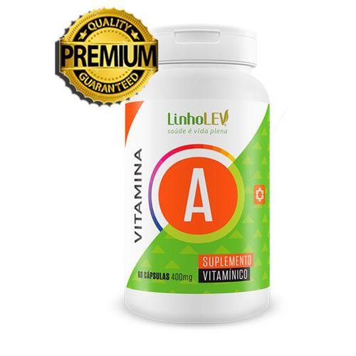Vitamina a Retinol 60 Cápsulas
