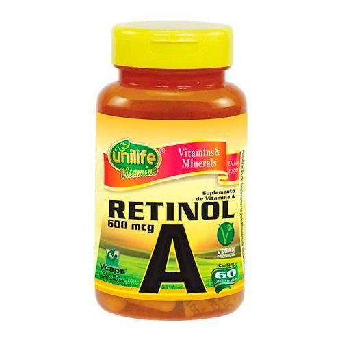 Vitamina a Unilife 60 Cápsulas