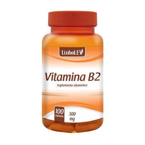 Vitamina B2 100 Cápsulas Premium