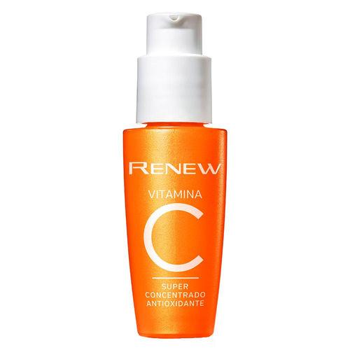 Tudo sobre 'Vitamina C Renew Super Concentrado Antioxidante - 30 Ml'
