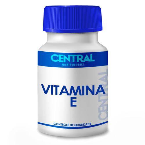 Tudo sobre 'Vitamina e 400 UI \ 60 Cápsulas'