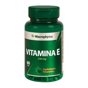 Vitamina e 250mg 60cáps