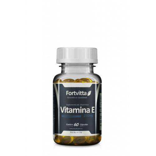 Vitamina e 60 Cápsulas 210mg