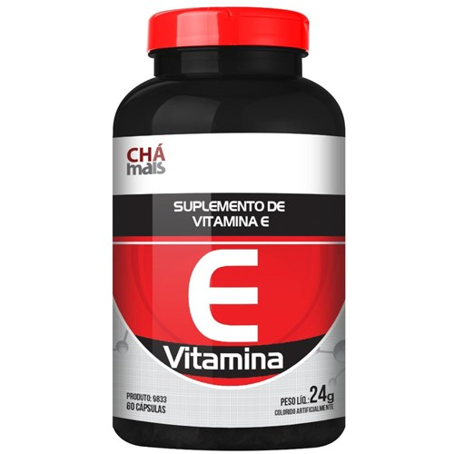 Vitamina e 60 Capsulas de 400Mg