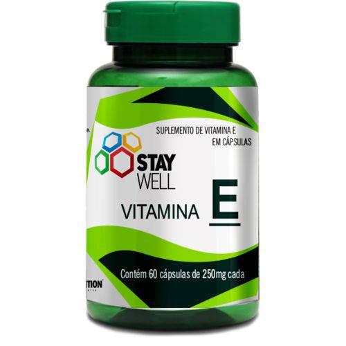 Vitamina e 60 Cápsulas Stay Well
