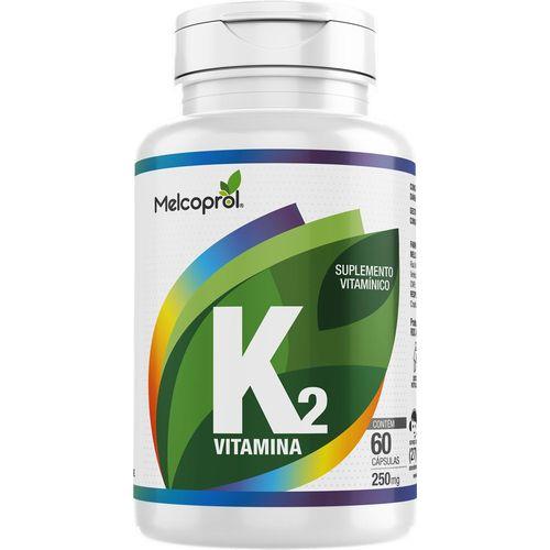 Vitamina K2 60 Cápsulas 250mg - Melcoprol