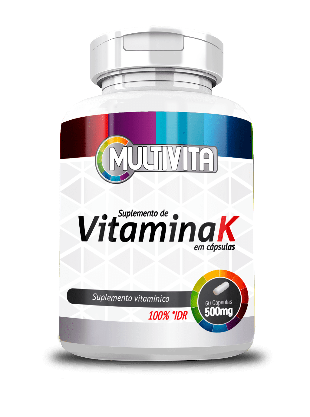 Vitamina K 60 Cápsulas