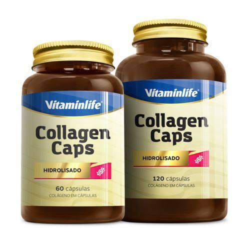 Vitaminlife Collagen Caps 120 Caps