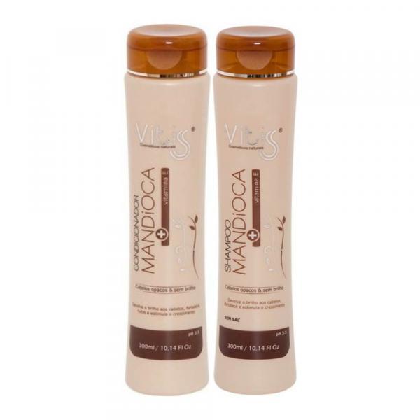 Vitiss Mandioca Shampoo + Condicionador 300ml