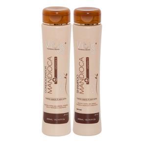 Vitiss Mandioca Shampoo + Condicionador 500ml