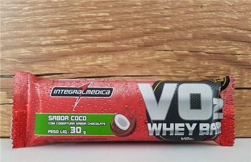 Vo2 30G Protein Bar - Integralmédica (Coco)