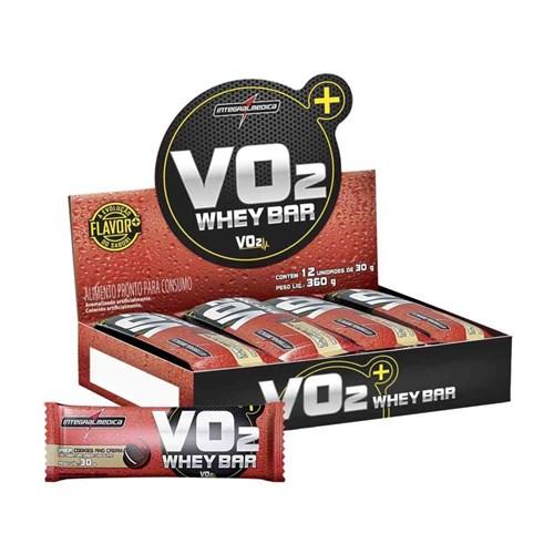 Vo2 Protein Bar 12 Unidades - Cookies