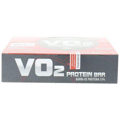 Vo2 Protein Bar Cx. 12unid - Integralmedica Proteina